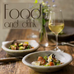 Blog Topic: Food and Drink