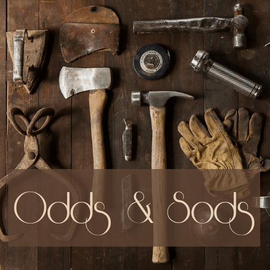Odds and Sods