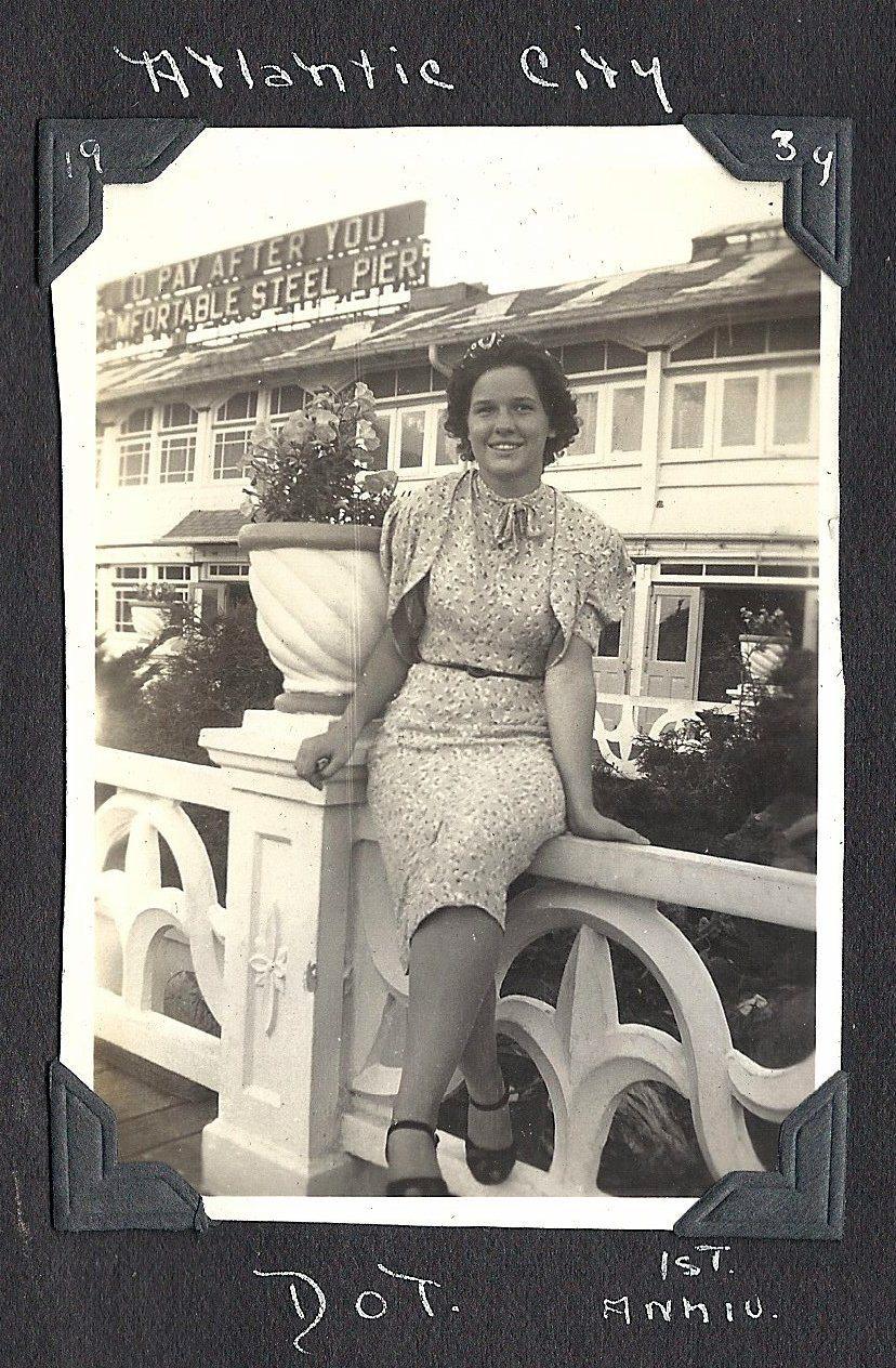 Grandma at 19