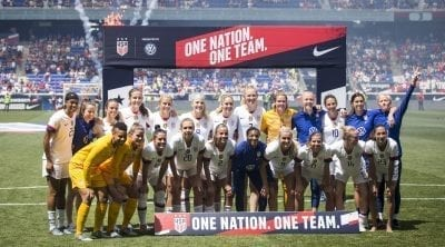 US National Team, World Cup 2019