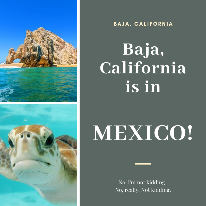 Graphic_Baja is in Mexico