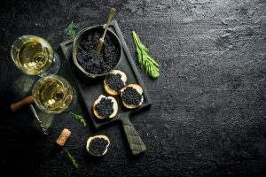 Image of caviar