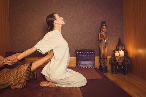 image of thai massage